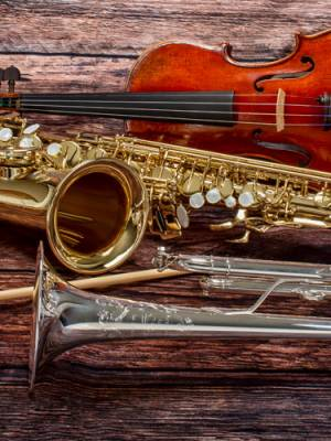 Band & Orchestral Instruments